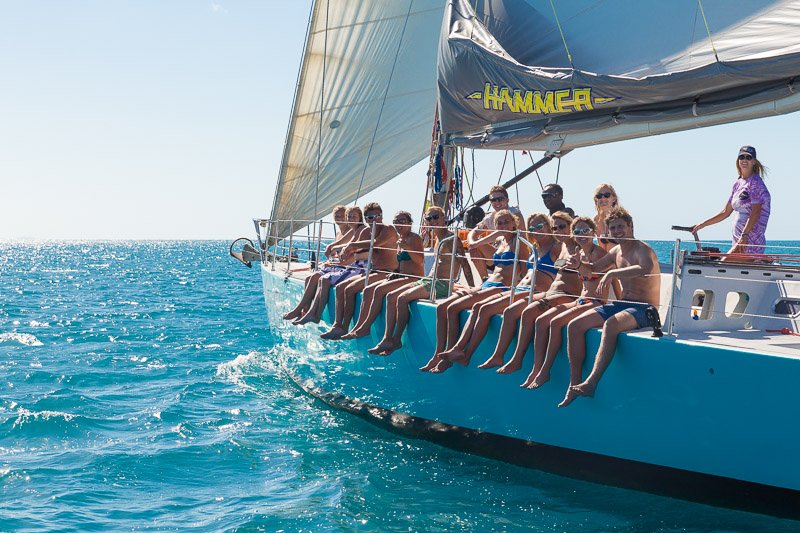 Liveaboard Whitsundays Experiences With Prosail