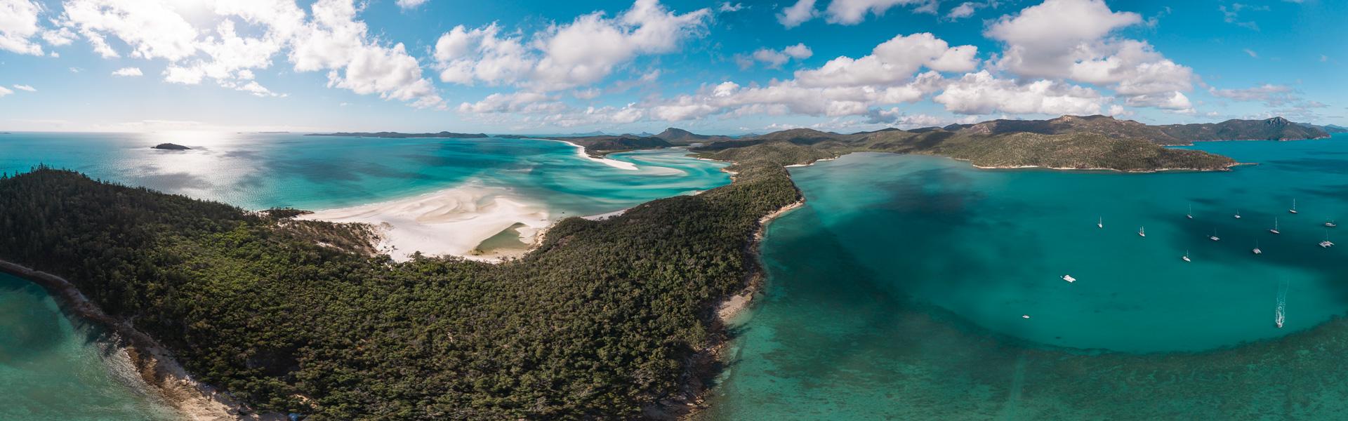 Whitsundays Cruise includes Whitehaven Beach