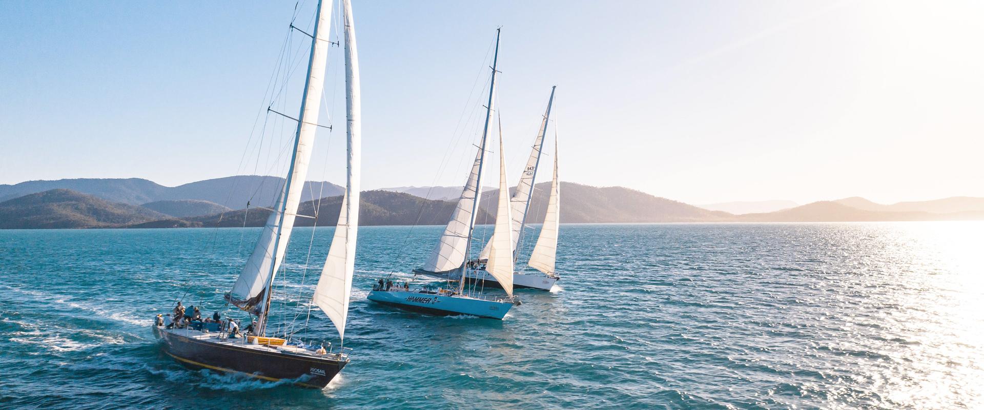Whitsundays cruise with Prosail